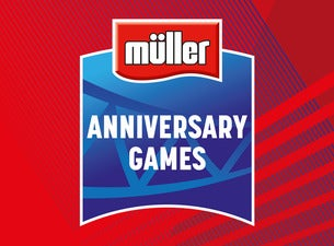 London Anniversary Games Tickets