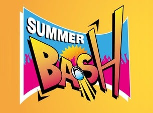 Summer Bash Tickets