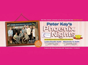 Peter Kay's Phoenix Nights Live