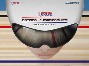 British Cycling National Track Championships Tickets