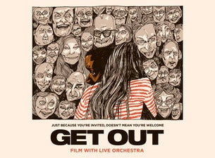GET OUT – Film with Live Orchestra