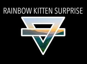 Rainbow Kitten Surprise Tickets