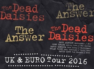 The Answer Tickets