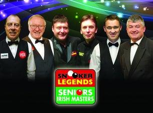 Snooker LegendsTickets