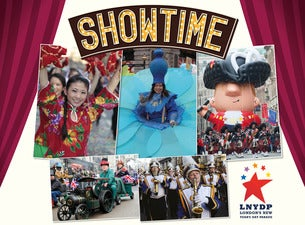 London's New Year's Day Parade (LNYDP) and Concert SeriesTickets