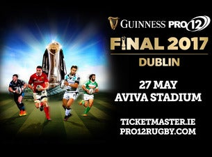Guinness Pro12 Final Tickets
