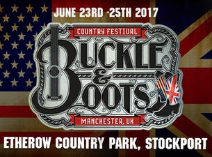 Buckle and Boots Festival Tickets