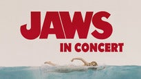 Jaws In Concert Tickets