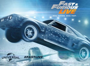 Fast & Furious LiveTickets
