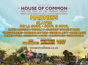 House of CommonTickets