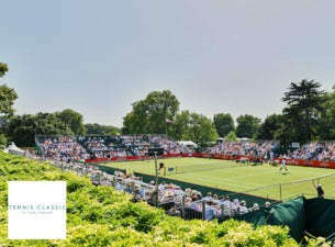 Tennis Classic at Hurlingham