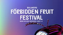 Forbidden Fruit 2019 - 2 Day Tickets - Saturday & Sunday Only