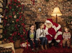 Camden Market's Santa's Grotto