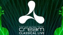 Cream ClassicsTickets