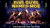 Five Guys Named MoeTickets