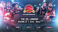 British Basketball All-Stars Tickets