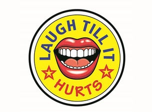 Laugh Till It Hurts Comedy Show Tickets