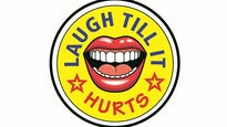 Laugh Till It Hurts Comedy ShowTickets