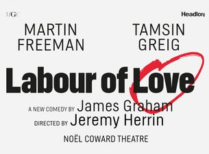 Labour of LoveTickets