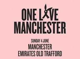 Ariana Grande & Friends: One Love ManchesterTickets
