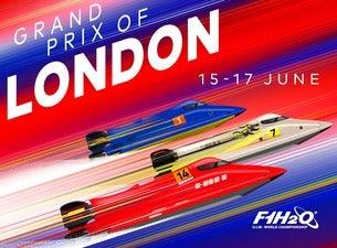 UIM. F1H2O World Championship