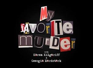 My Favorite MurderTickets