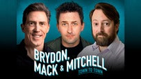 Brydon, Mack and Mitchell - Town to Town