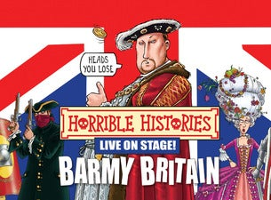 Horrible Histories - Barmy Britain