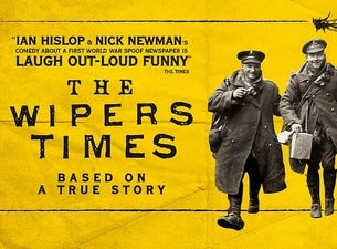 The Wipers Times Tickets