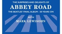 Hornsey Road with Mark Lewisohn