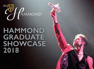 Hammond Graduate ShowcaseTickets