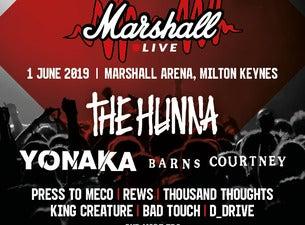 Marshall Live