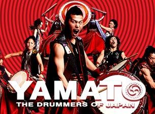 Yamato DrumersTickets