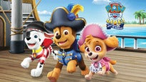 PAW Patrol Live! The Great Pirate Adventure Tickets