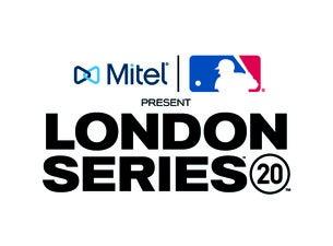 Mitel & MLB Present London Series