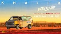 Khalid: Free Spirit Tour
