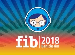Benicassim FestivalTickets