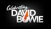 Celebrating David BowieTickets
