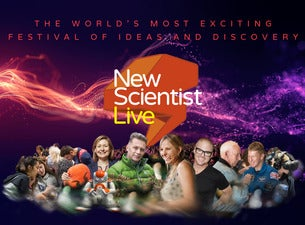 New Scientist LiveTickets