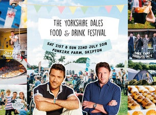 Yorkshire Dales Food & Drink Festival Tickets