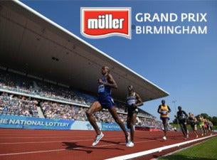 Grand Prix BirminghamTickets