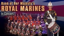 Band of Her Majesty's Royal MarinesTickets