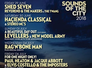 Sounds of the CityTickets