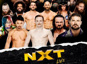 WWE presents NXT Live! Tickets