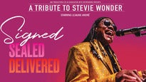 More Info AboutSigned, Sealed, Delivered - a Tribute To Stevie Wonder