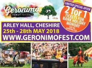 Geronimo FestivalTickets