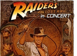 Raiders of the Lost Ark in Concert Tickets