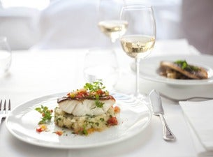 Two Course Meal Upsell – Portsmouth GuildhallTickets