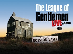 The League of GentlemenTickets