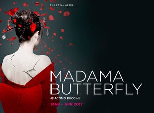 Madama Butterfly - Royal Opera HouseTickets